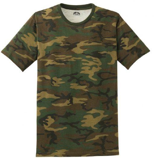 camo t shirt